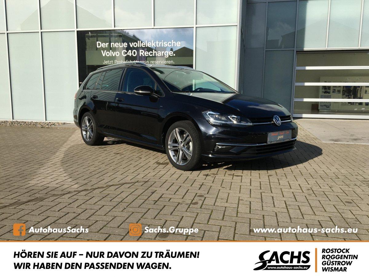VW Golf VII 2.0 TDI Variant JOIN Highline *Standhei