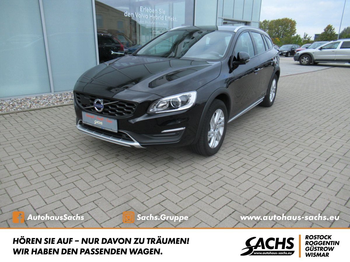 VOLVO V60 D3 Automatik Cross Country