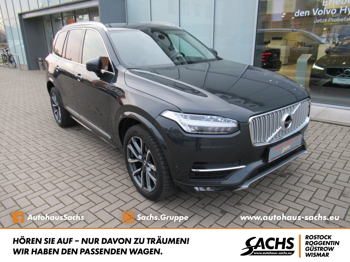 VOLVO XC90 T6 Allrad Automatik Inscription