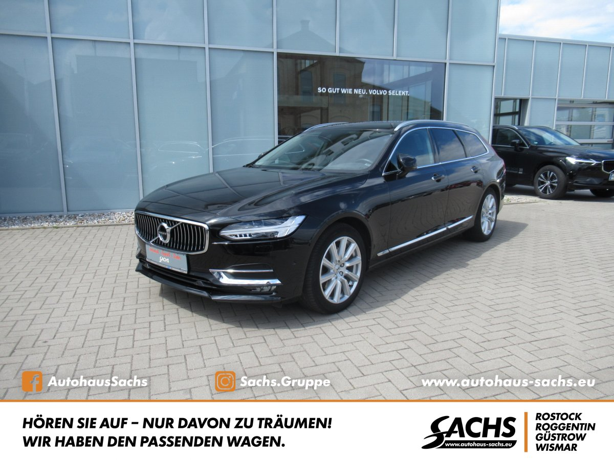 VOLVO V90 D4 Allrad Inscription inkl.1Satz gebr. WR