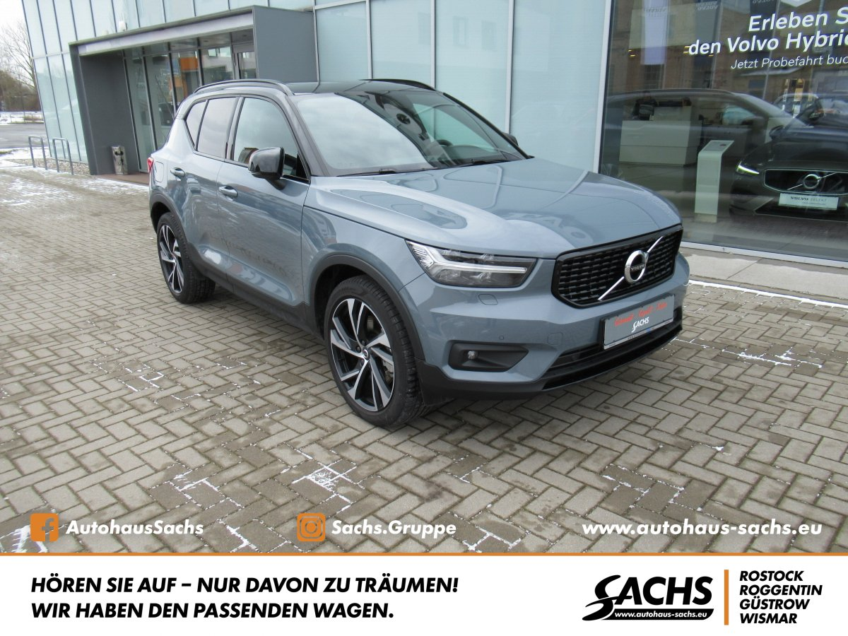VOLVO XC40 T5 Recharge Plug-in Hybrid R-Design