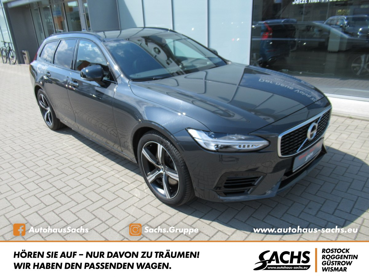 VOLVO V90 T8 Twin Engine R-Design Geartronic