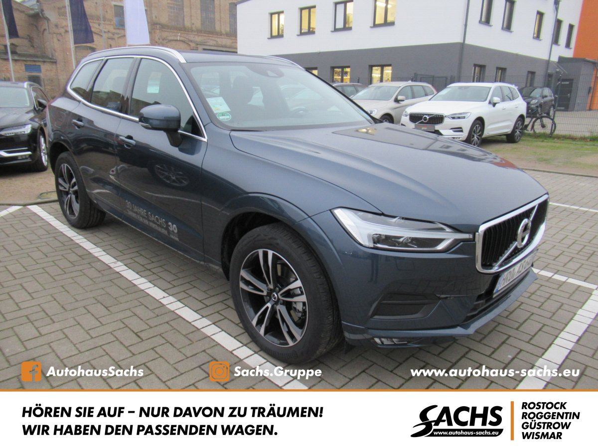 VOLVO XC60 D4 2WD Geartronic Momentum Pro