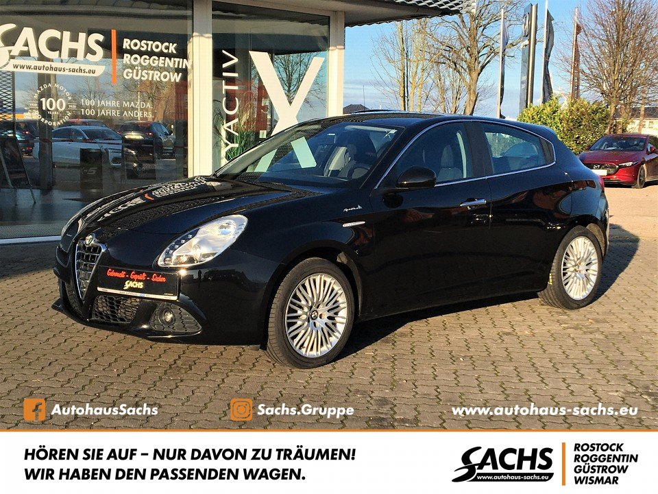 ALFA ROMEO Giulietta Super 119PS