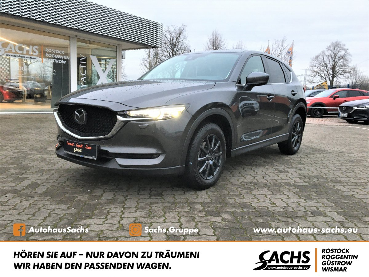 MAZDA CX-5 SKYACTIV-G 194 AWD SPORTS-LINE