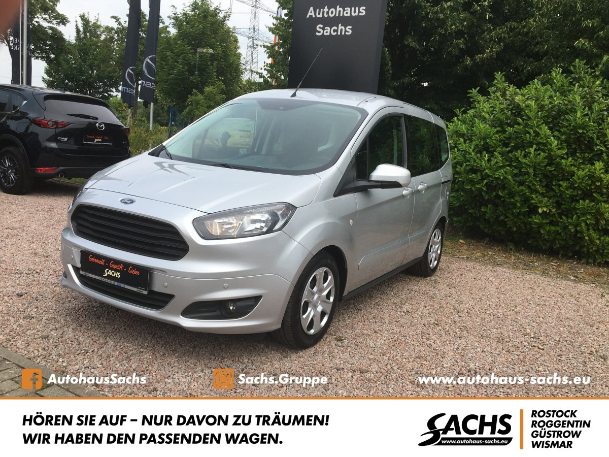 FORD Tourneo Courier Trend 1.5 TDCi Trend
