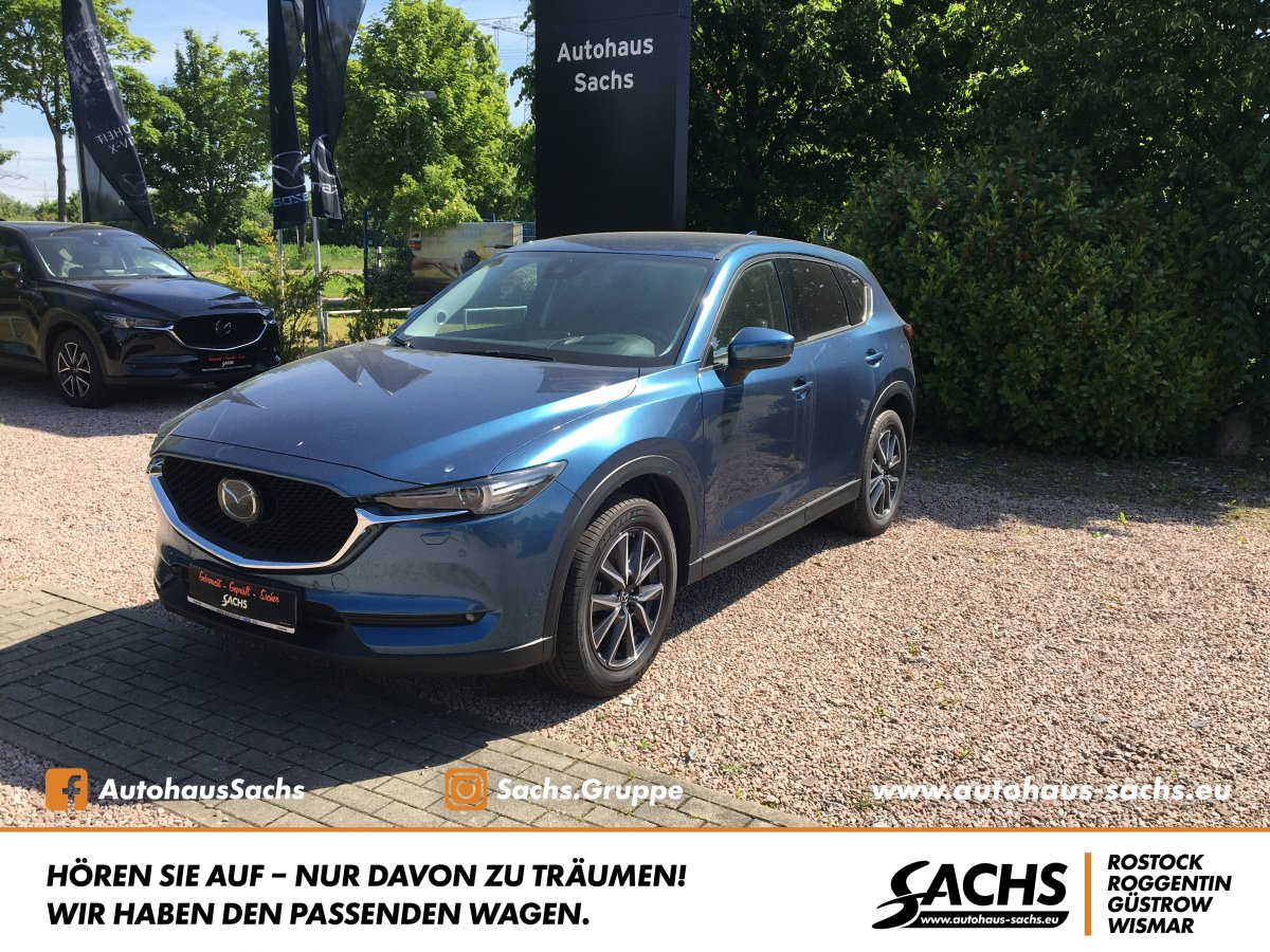 MAZDA CX-5 SKYACTIV-D 184 AWD SPORTS-LINE