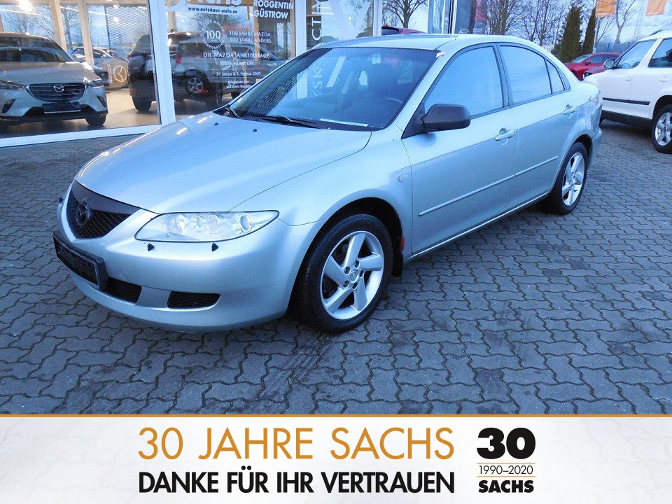 MAZDA 6 2.0 CD Sport Top EXPORT