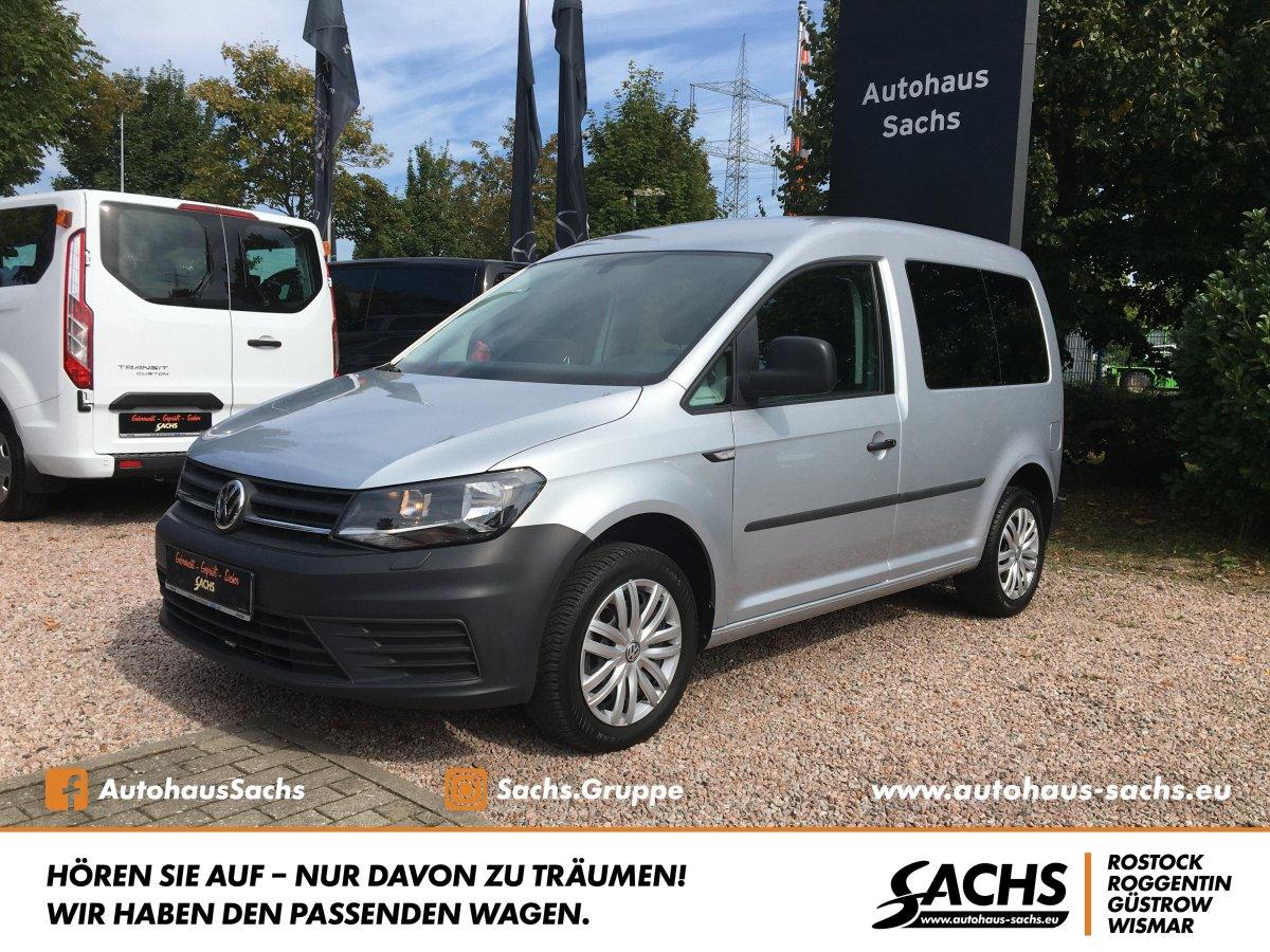 VW Caddy 2.0 Kombi   NAVI KLIMA PDC
