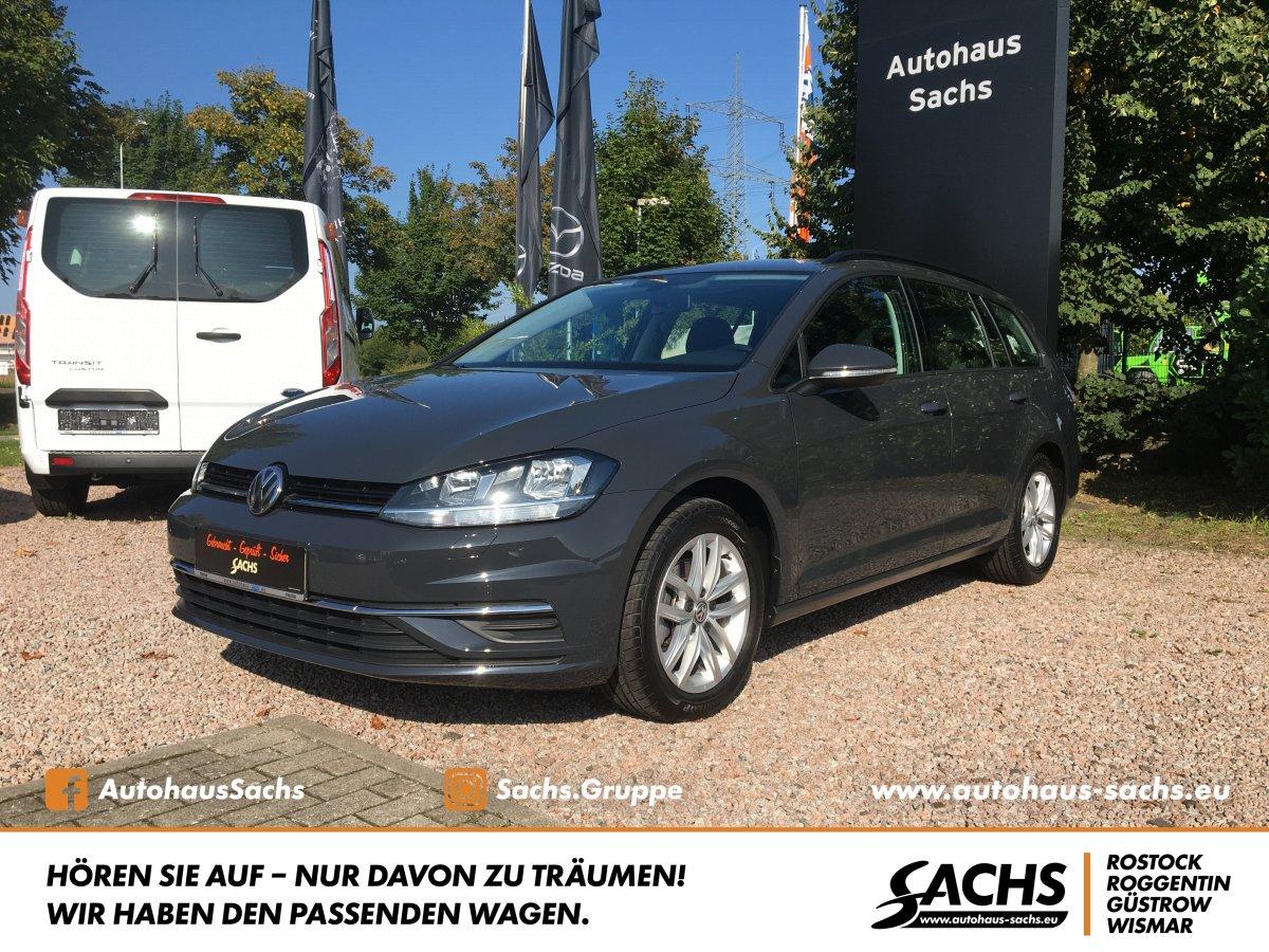 VW Golf Variant 2.0 Comfortline Navi Klima Kamera