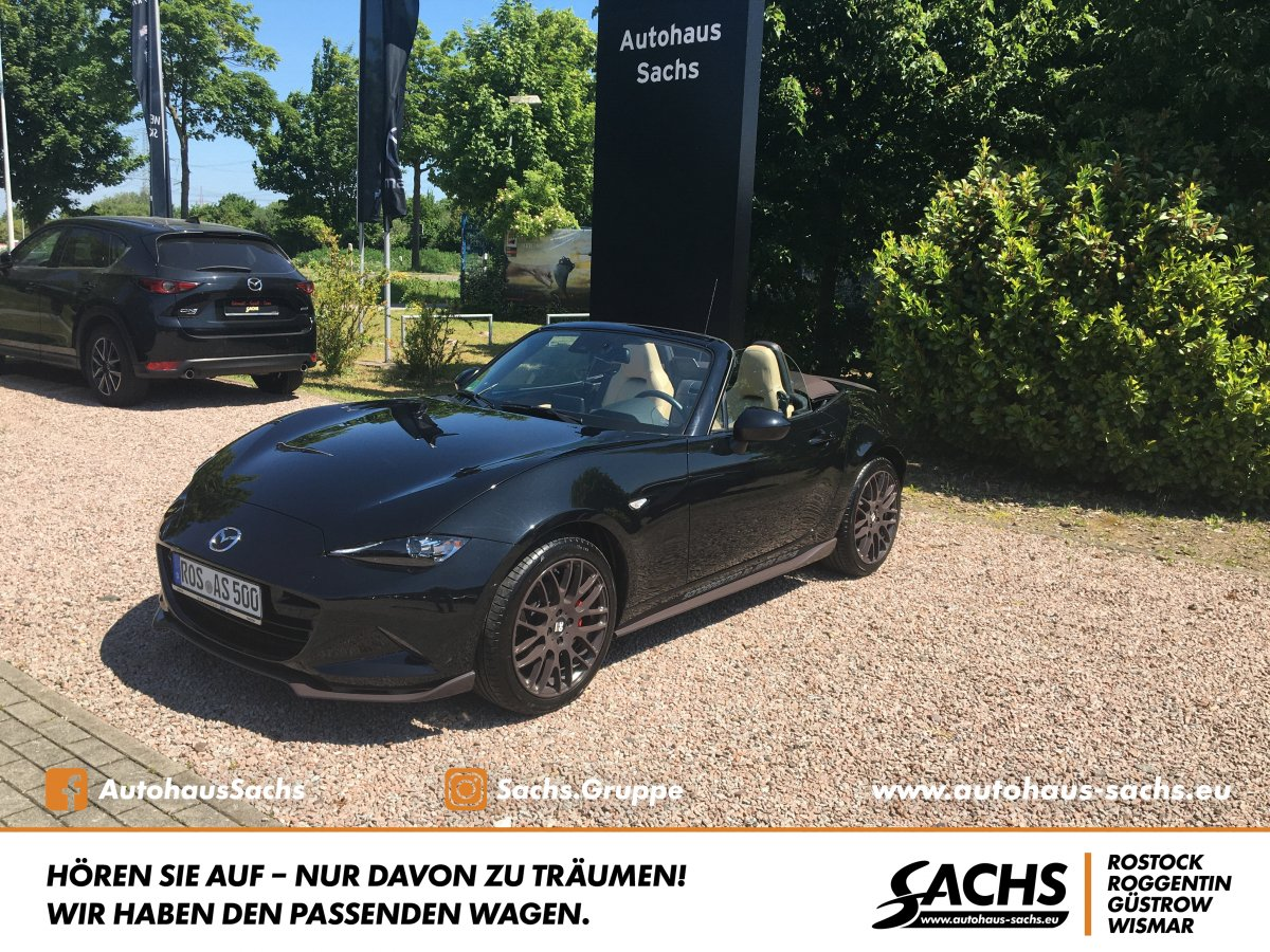 MAZDA MX-5  Roadster SKYACTIV-G 2.0 6GS AL-Selection D