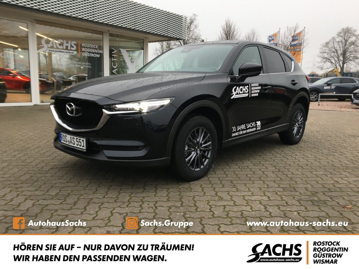 MAZDA CX-5 SKYACTIV-D 150 EXCLUSIVE-LINE