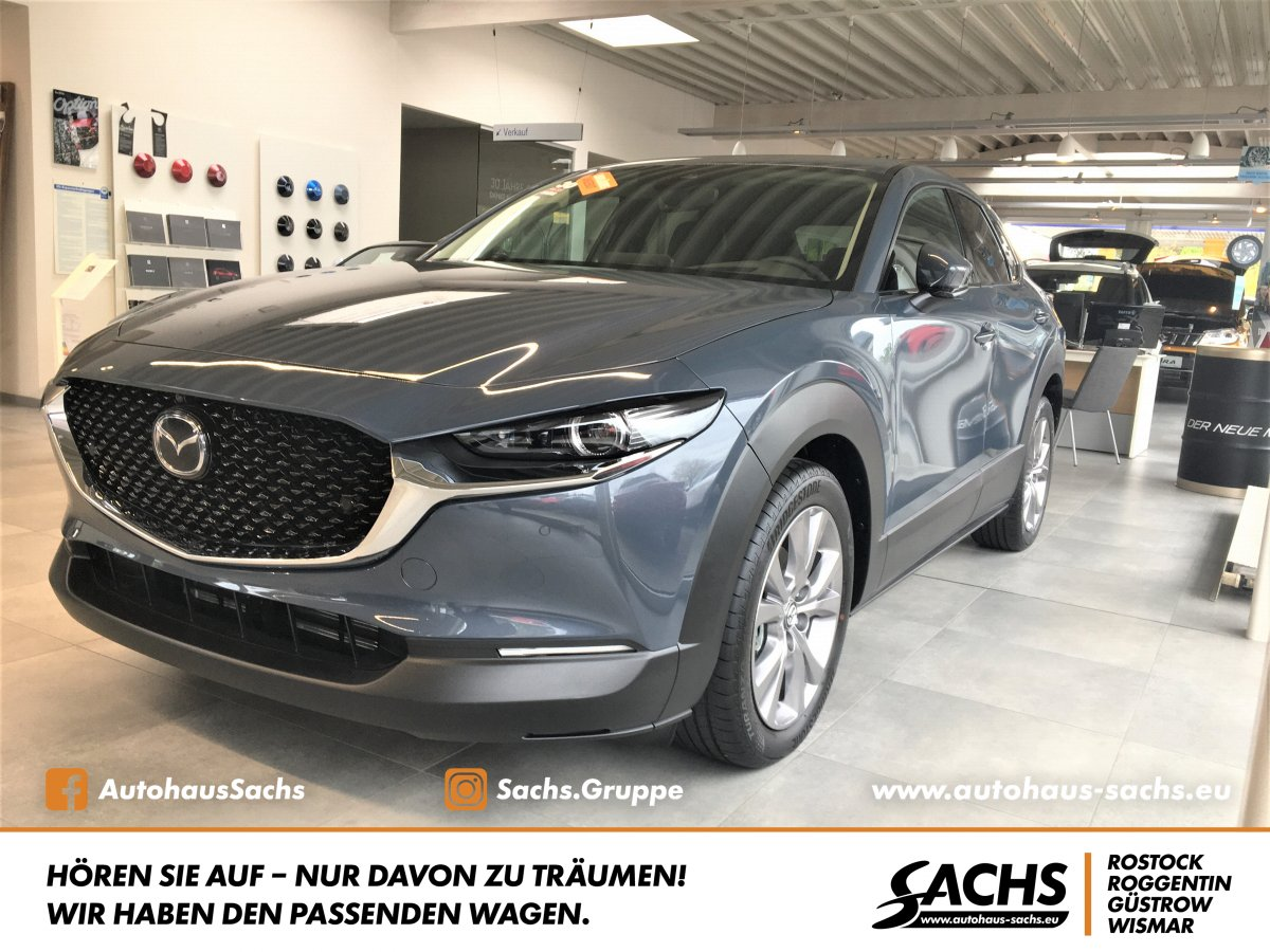 MAZDA CX-30 SKYACTIV-G 2.0 M Hybrid Selection AWD