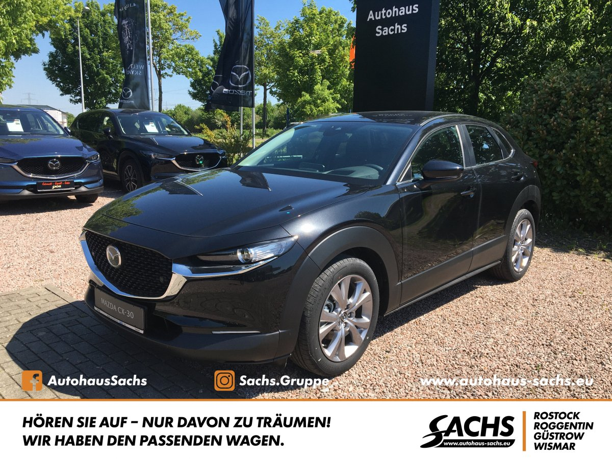 MAZDA CX-30 SKYACTIV-G 2.0 150PS M Hybrid SELECTION A1