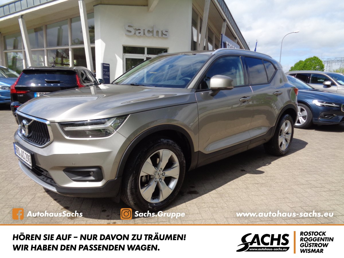 VOLVO XC40 D3 Momentum Pro Geartronic