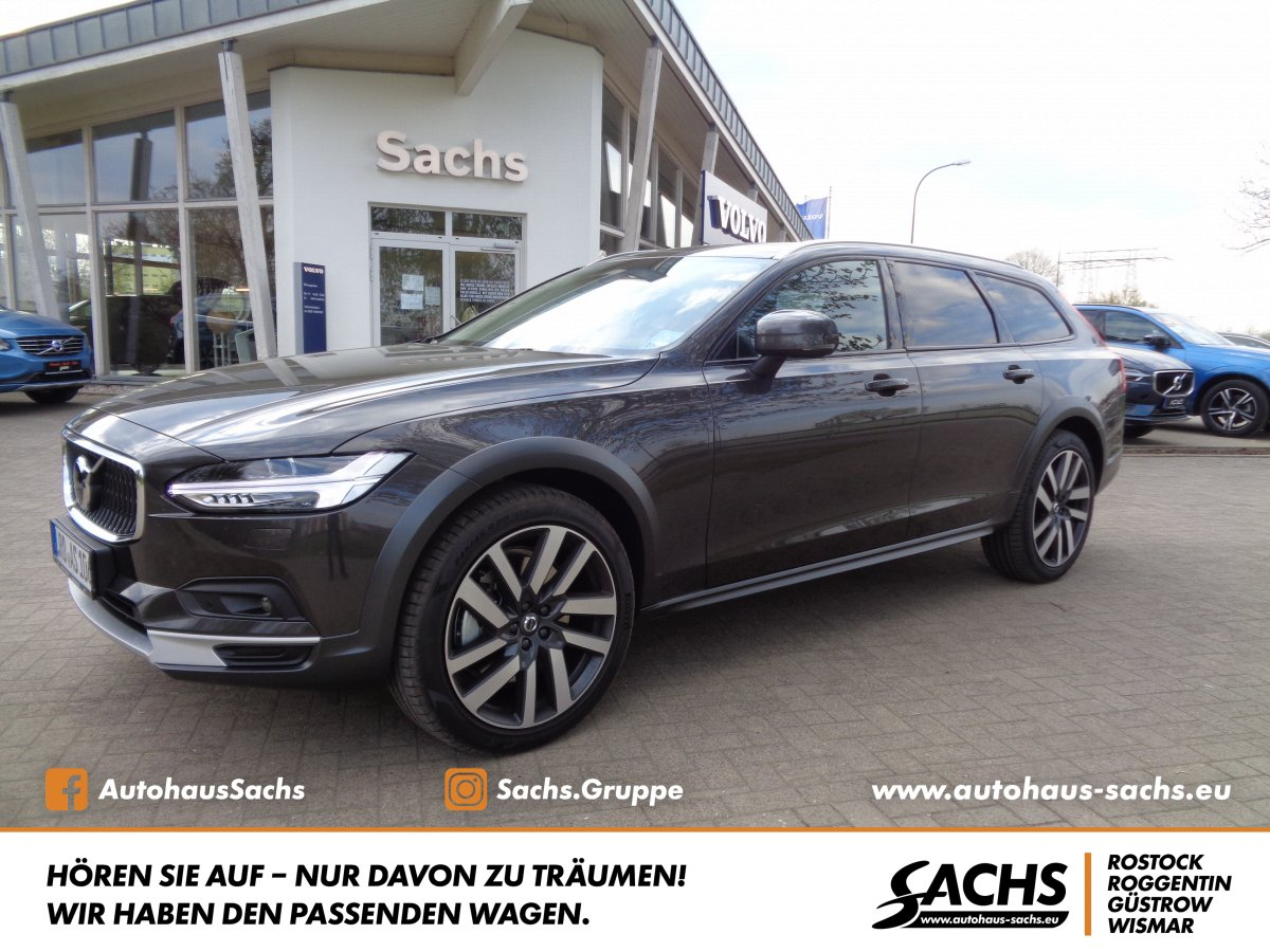VOLVO V90 CC D4 AWD Momentum Pro Standheizung
