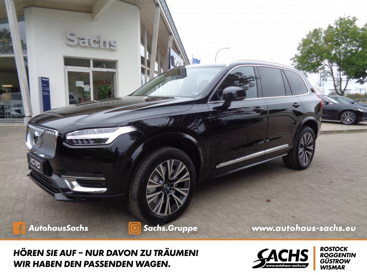 VOLVO XC90 Recharge T8 AWD Inscription Expression Stan