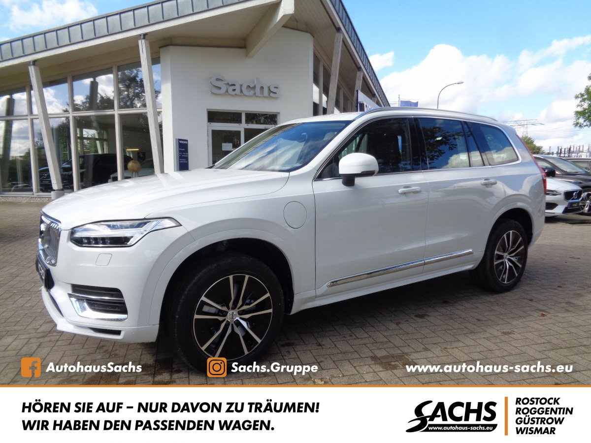 VOLVO XC90 Recharge T8 AWD Inscription Expression