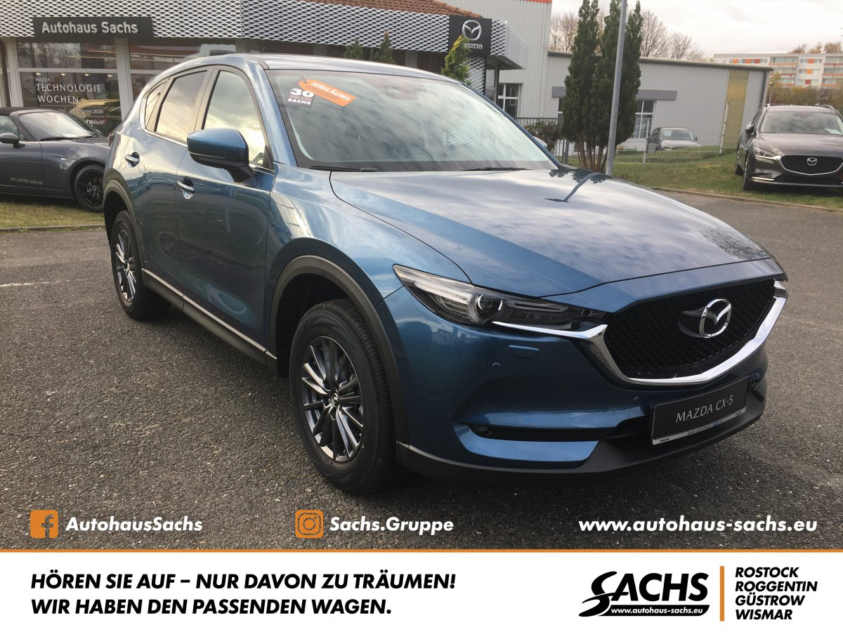 MAZDA CX-5 G165 Exclusive-Line Navi