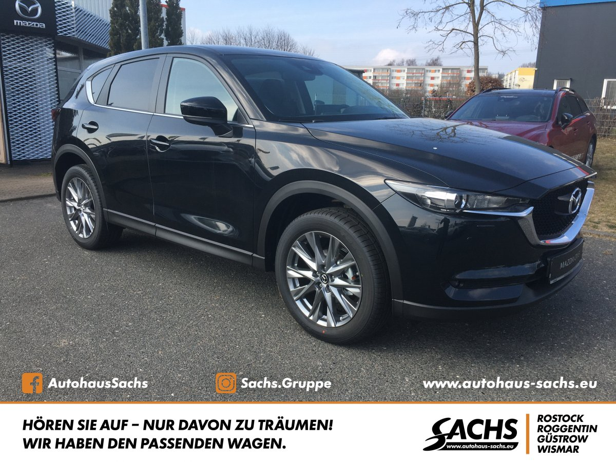 MAZDA CX-5 165PS AWD AT Sondermodell AD-VANTAGE