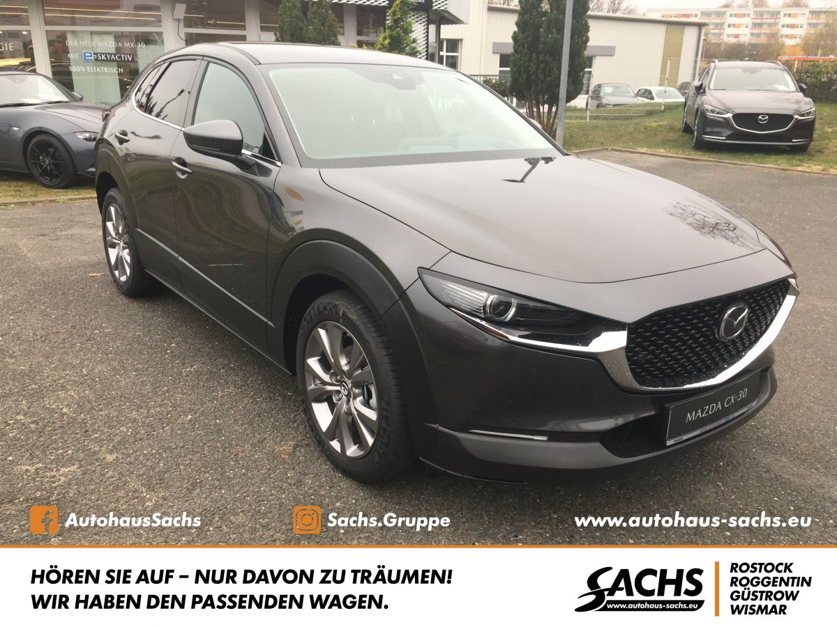 MAZDA CX-30 150PS AG SELECTION Design-Paket iActivsens