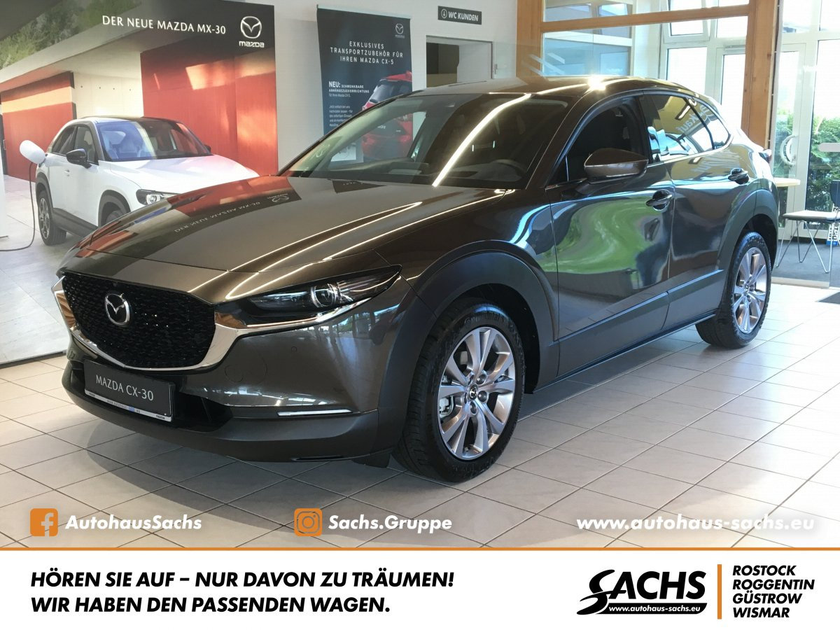 MAZDA CX-30 150PS SELECTION Design-Paket iActivsense