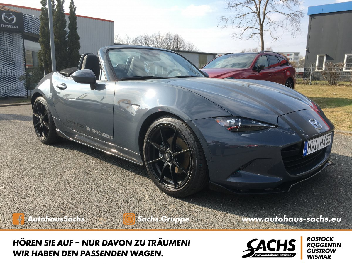 MAZDA MX-5 Selection  30 JAHRE SACHS EDITION
