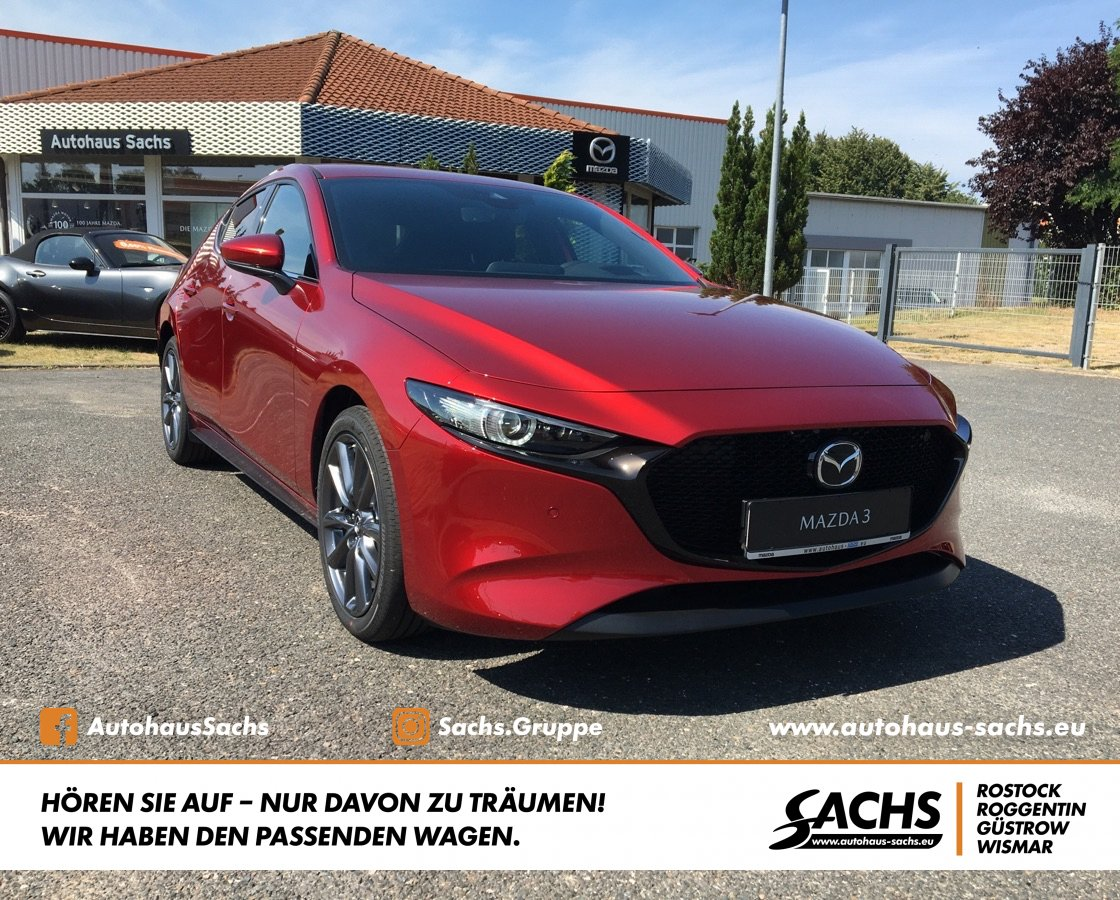 MAZDA 3 SELECTION Design-Paket 18 Zoll