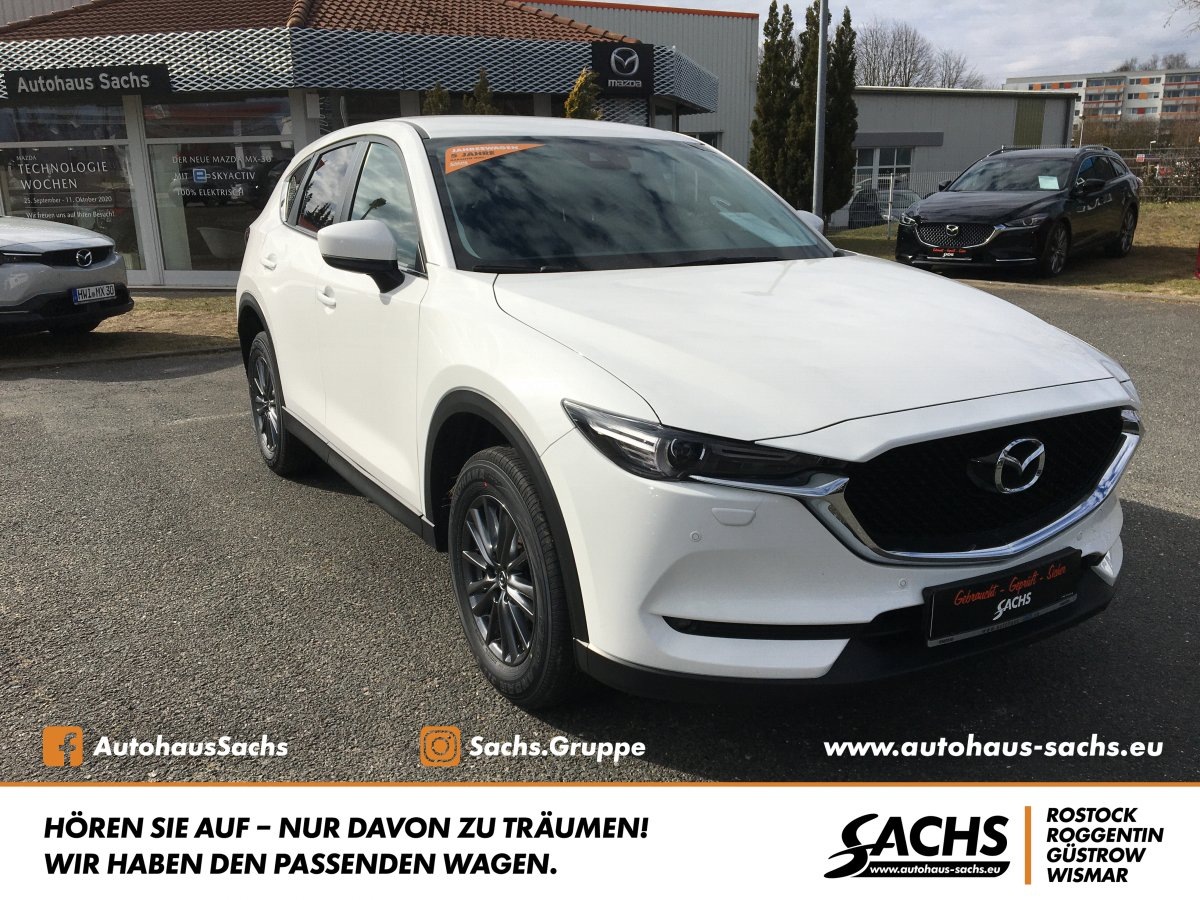 MAZDA CX-5 SKYACTIV-G 165 EXCLUSIVE-LINE