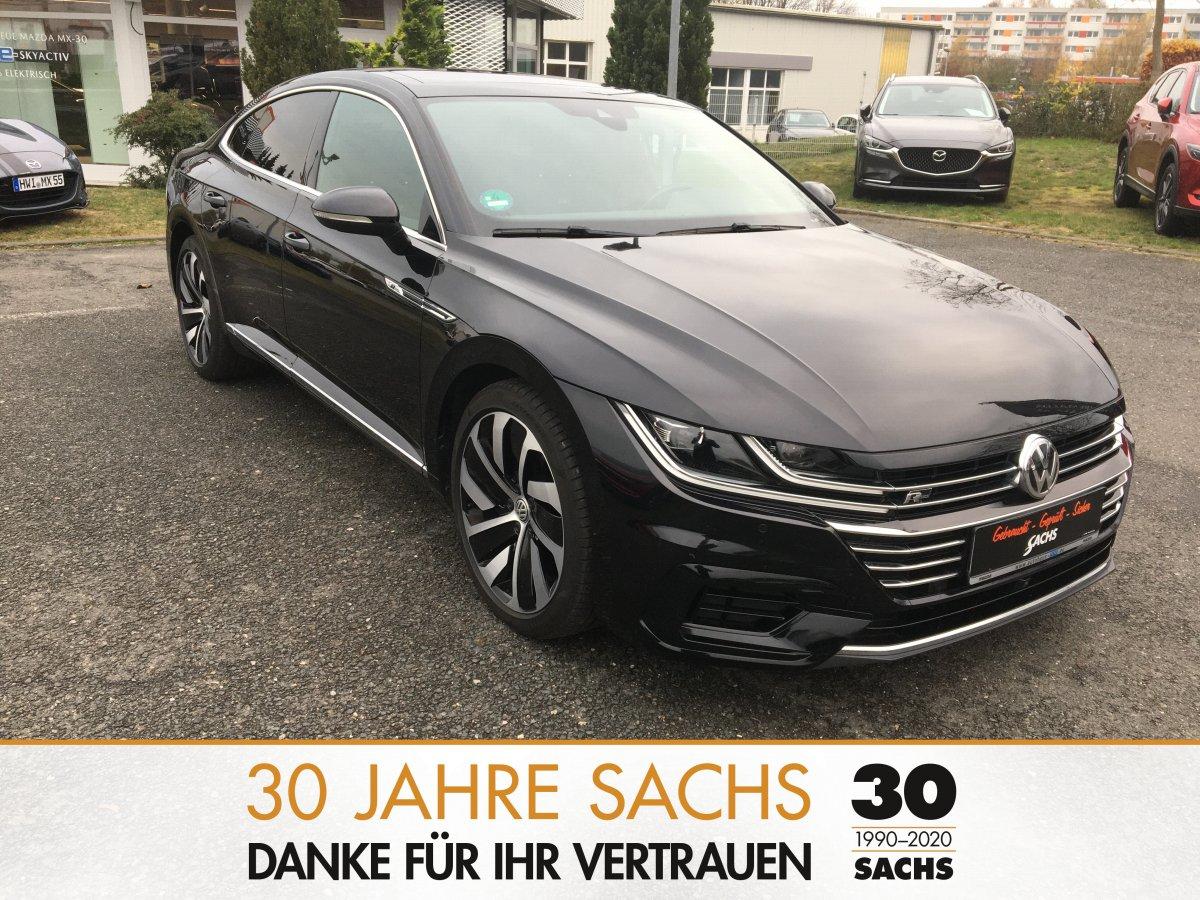 VW Arteon R-LINE TOP-PAKET DYNAUDIO DCC