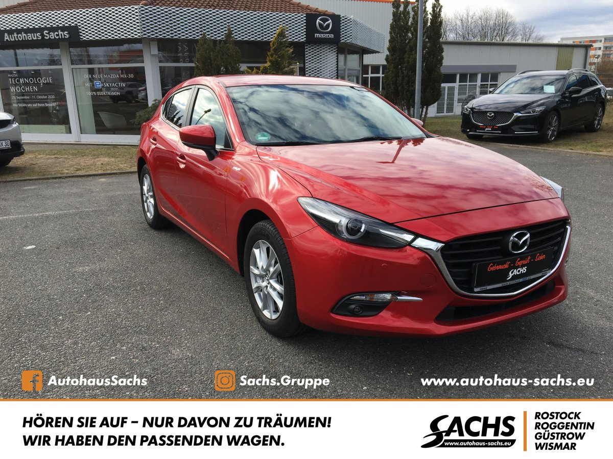 MAZDA 3 EXCLUSIVE-LINE Touring-Paket Winterräder