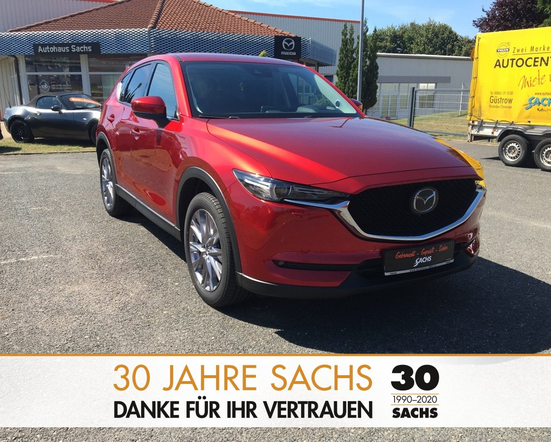MAZDA CX-5 SPORTS-LINE AWD mit Technik-Paket