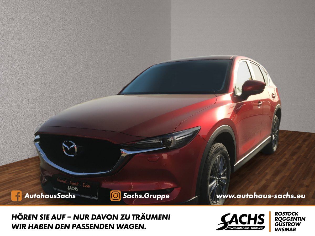 MAZDA CX-5 EXCLUSIVE 165 AWD iActivsense