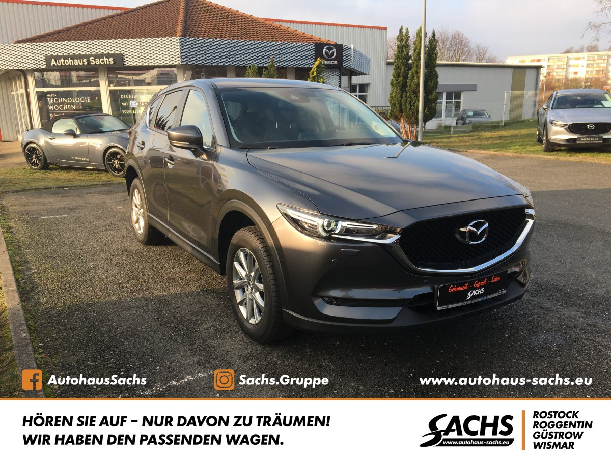 MAZDA CX-5 SKYACTIV-G 165 EXCLUSIVE-LINE LED 1.Hand