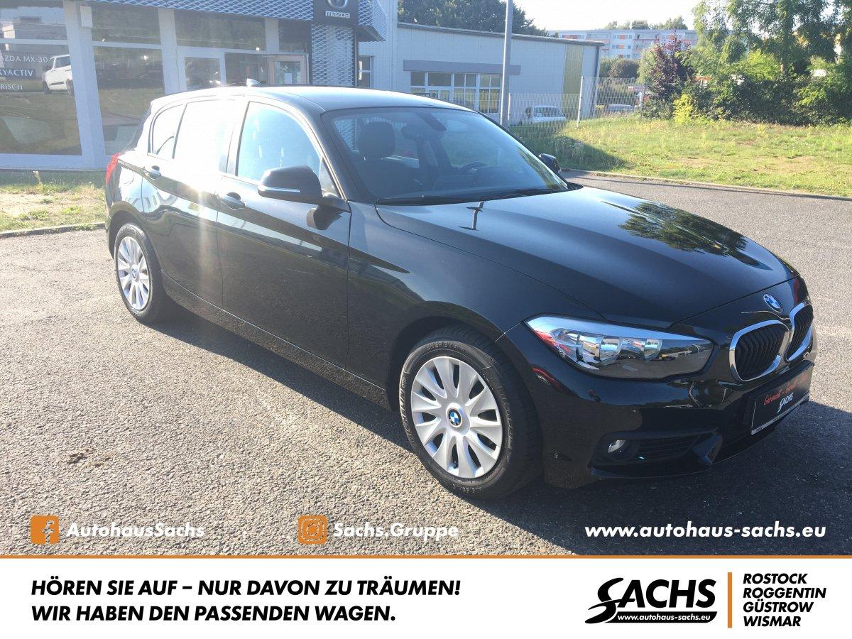 BMW 116d Limousine Navi Klima PDC