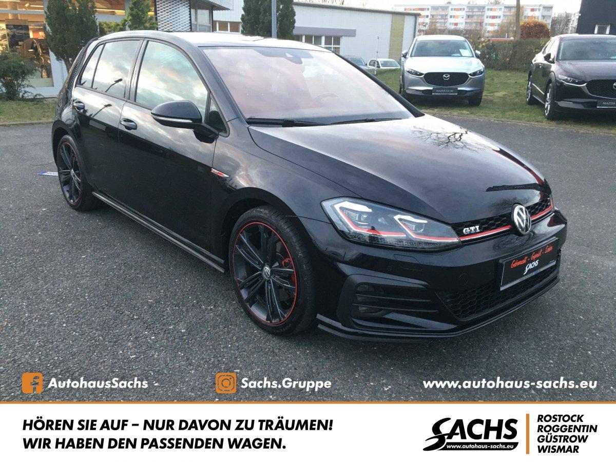 VW Golf VII GTI DCC ACC LED DYNAUDIO