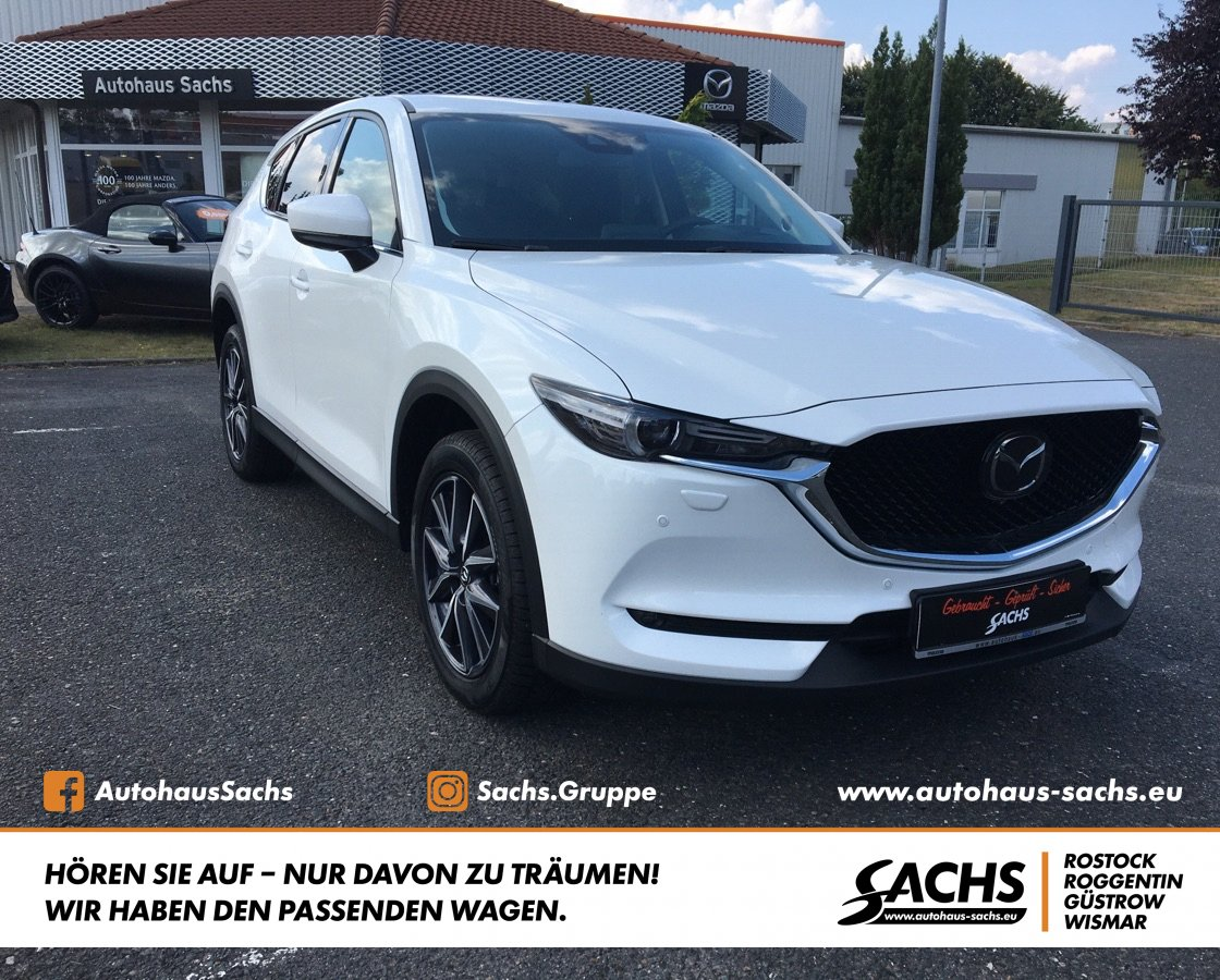 MAZDA CX-5 SPORTS-LINE mit Technik-Paket