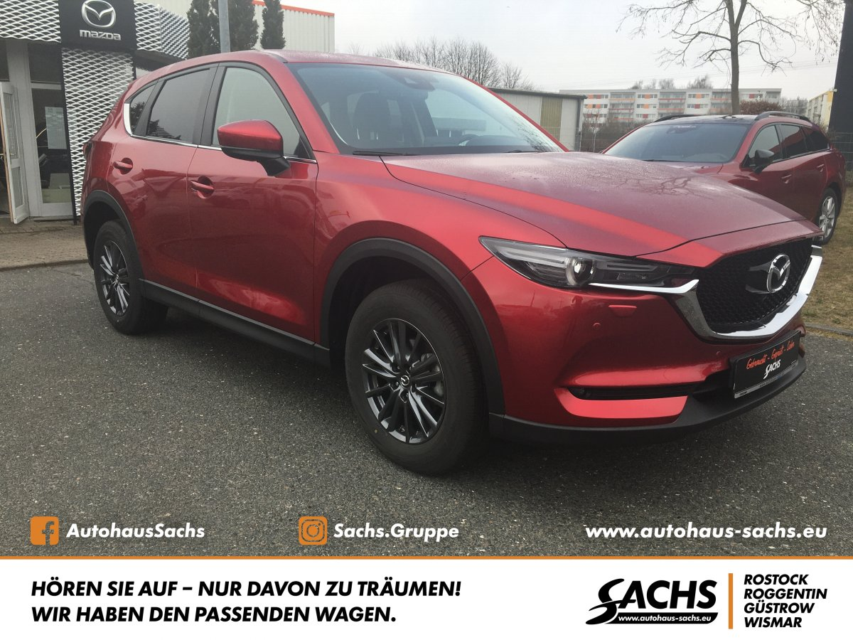 MAZDA CX-5 Exclusive-Line AWD ACT-P 1.Hand