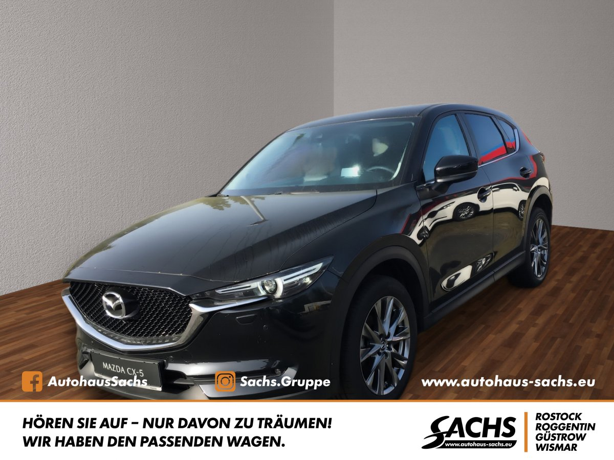 MAZDA CX-5 SKYACTIV-D 184 SPORTS