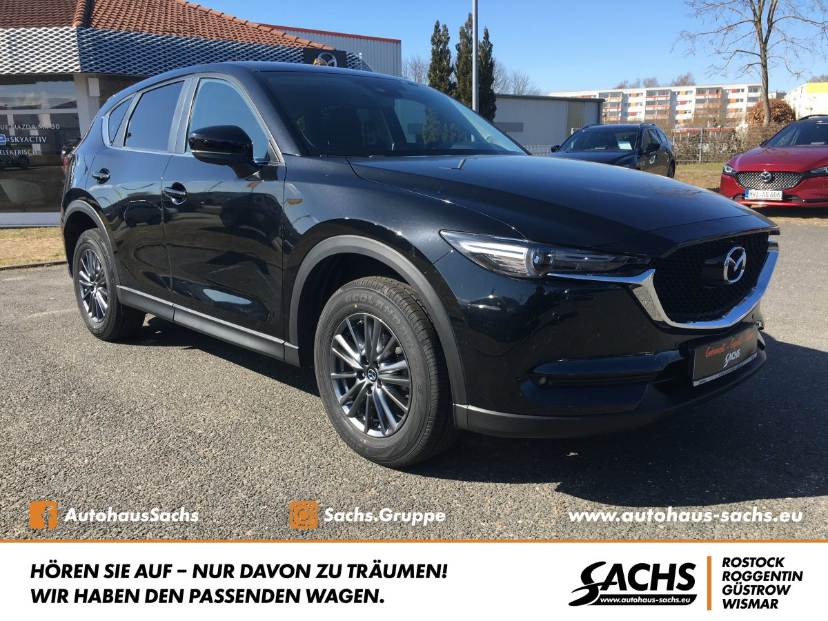 MAZDA CX-5 2.0 AT Exclusive-Line AWD