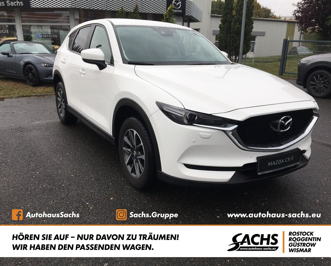 MAZDA CX-5 165 AWD Automatik EXCLUSIVE ACT-P